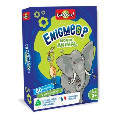 Enigmes - Monde Animal - BIOVIVA