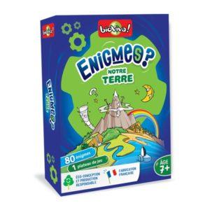 Enigmes - Notre Terre - BIOVIVA