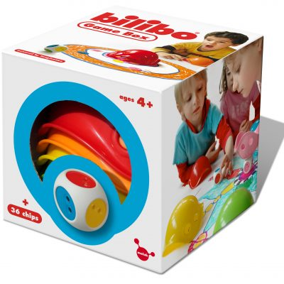 Bilibo Game Box - MOLUK