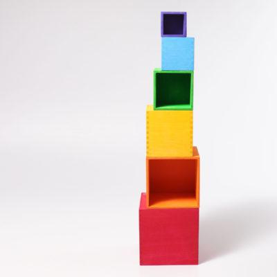 Cubes Arc-en-ciel - GRIMM'S