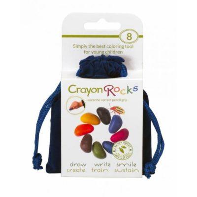 Crayons Rocks 8 pièces