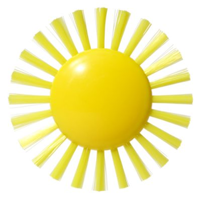 pluï-brush-sunny