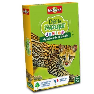 Défis Nature Junior - Mystères de la jungle