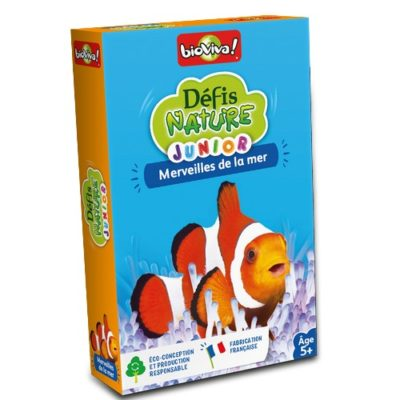 Défis Nature Junior - Merveilles de la mer