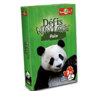 Défis Nature Asie