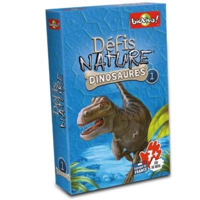 Défis Nature Dinosaures - BIOVIVA