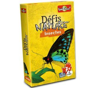 défi insectes