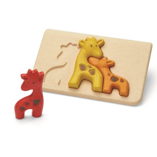 Puzzle Girafes - PLAN TOYS