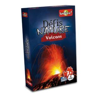 défis volcans