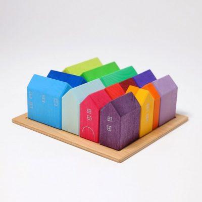 15 maisons Arc-en-ciel - GRIMM'S