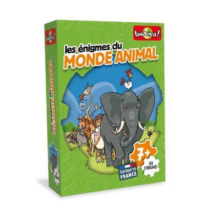 Enigmes Monde Animal