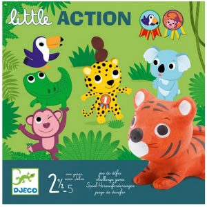 Little Action - DJECO