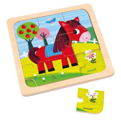 puzzle-bois-cheval
