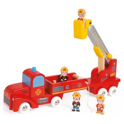 camion-de-pompiers