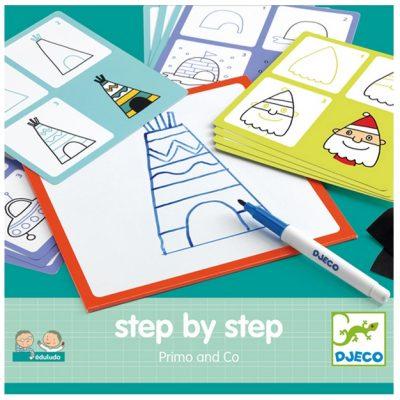 step-by-step-primo