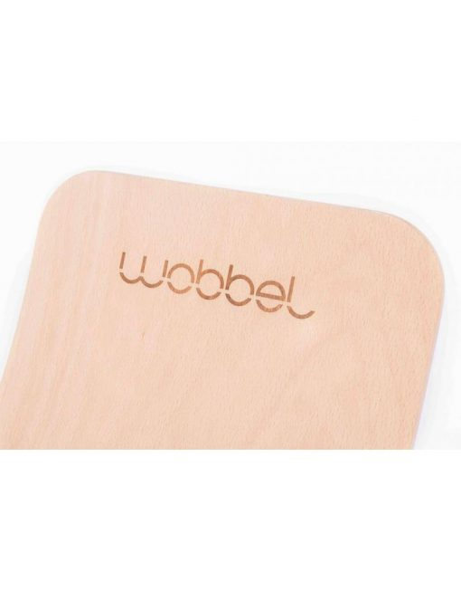 Wobbel board bois naturel avec liège