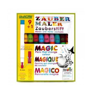10 feutres magiques