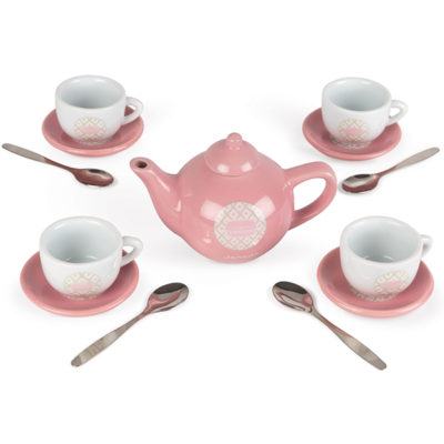 service à thé macaron