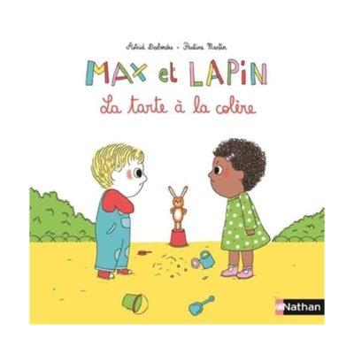 Max et Lapin Tome 1: La tarte à la colère