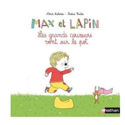 Max et Lapin 2 : Les grands coureurs vont sur le pot