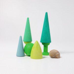 Forêt verte - GRIMM'S