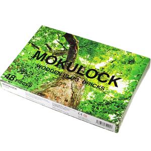 Mokulock 48 pièces