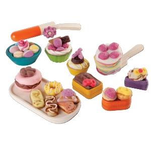 accessoires éco pour pâte à modeler