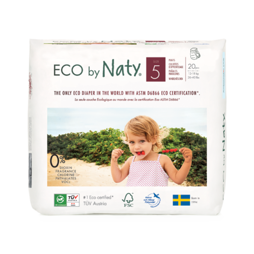 Culottes d'apprentissage Taille 5 - NATY