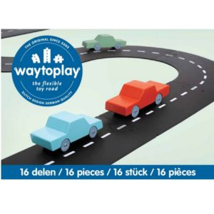 Circuit Route Nationale 16 pièces - WAY TO PLAY