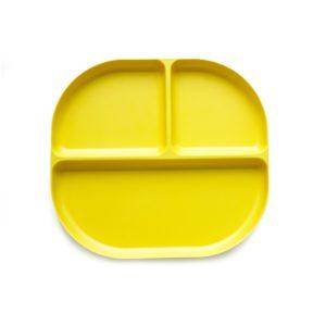 Assiette compartimentée Lemon