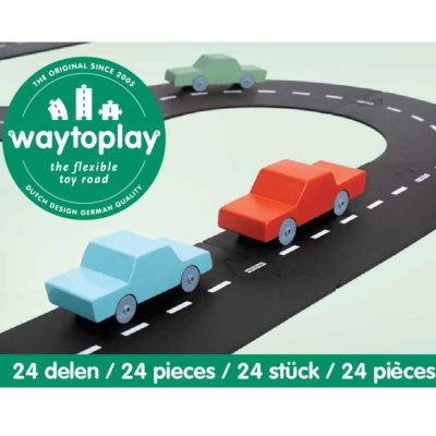 way to play 24 pièces