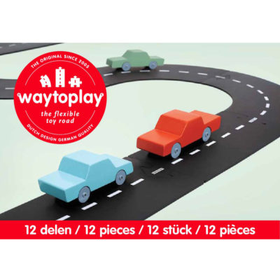Circuit Périphérique 12 pièces - WAY TO PLAY