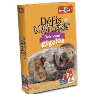 Défis Nature Animaux rigolos - BIOVIVA