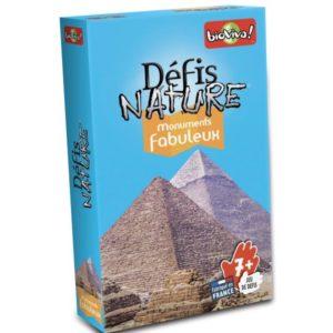 Défis Nature Monuments fabuleux - BIOVIVA