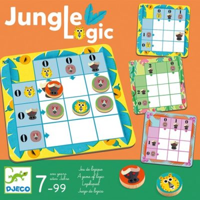 Jungle Logic - DJECO