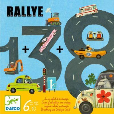 Rallye - DJECO