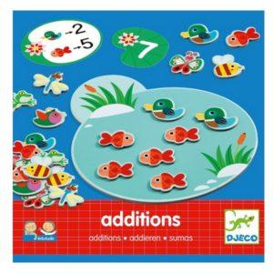 Additions - DJECO