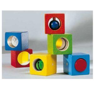 Cubes de découverte - HABA