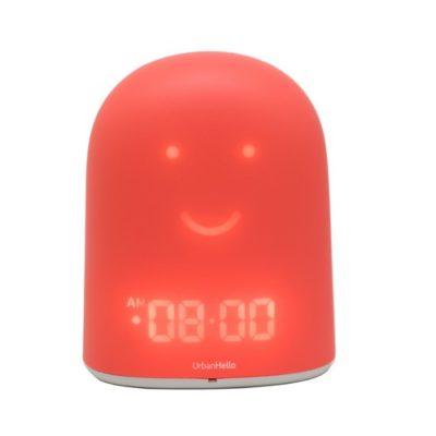 REMI : babyphone, réveil et veilleuse - Rose