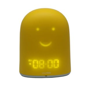 REMI : babyphone, réveil et veilleuse - Jaune