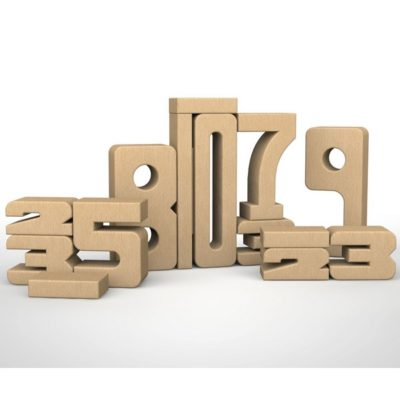 Sumblox - Set de 43 pièces