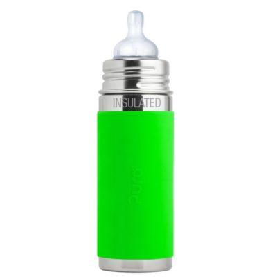 Biberon en inox - Isotherme - Green - 260 ml