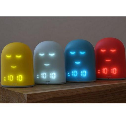 UrbanHello REMI : babyphone, réveil et veilleuse