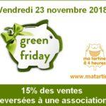 green friday 2018 ma tartine