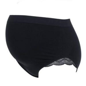 Culotte de grossesse Serenity - Noir