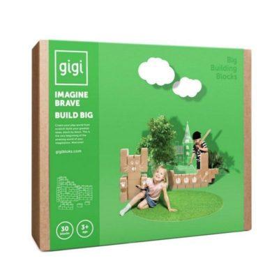 GIGIBLOKS 30 pièces XL - Blocs de construction géants