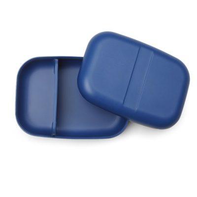 Boîte Bento Rectangulaire - Bleu Royal