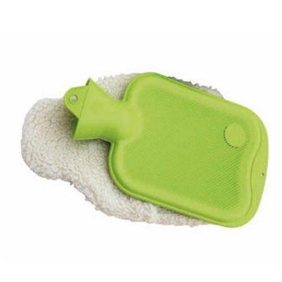 Petite Bouillotte Latex FSC 100 % avec housse coton
