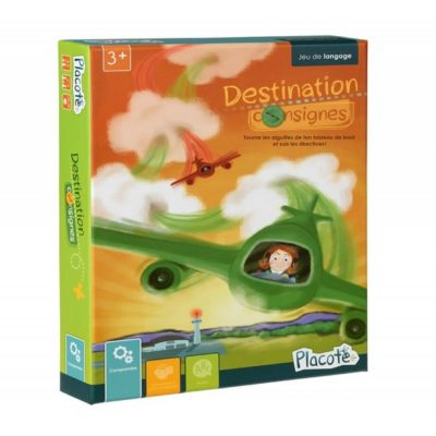 Destination consignes - PLACOTE