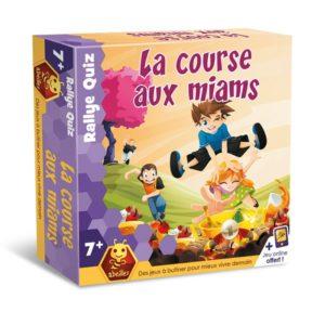 La course aux Miams - ABEILLES